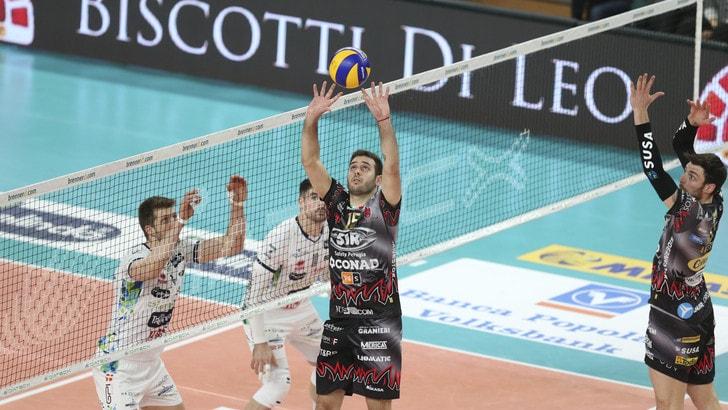 Volley: Semifinali Play Off, Gara 4: ultima chiamata per Modena e Trento