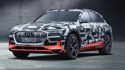Audi E-tron, parte la prevendita del Suv elettrico