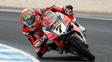 Superbike Aragon, Davies: «Gli occhi saranno puntati su di me»