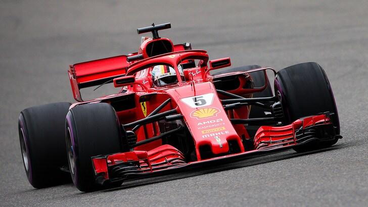 F1 Diretta Gp Cina Ore 8 10 Dove Vederlo In Tv Tuttosport