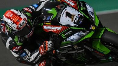 Superbike, Aragon: Rea è inarrestabile e vince Gara 1