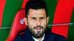 Serie B, squalificato per una giornata l'allenatore del Bari Grosso