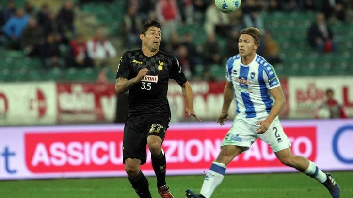 Serie B Pescara, nei pressi del ritiro del Bari esplose due bombe carta
