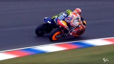 MotoGp, Schwantz attacca Marquez: «Sapeva cosa stava facendo»