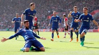 Premier League, Chelsea show: che rimonta con il Southampton! Da 2-0 a 2-3 in 8'