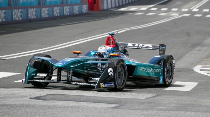 Formula E, Roma: vince Bird sul tracciato dell'Eur