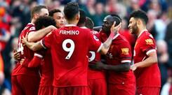 Premier League, Liverpool-Bournemouth 3-0: Mané, Salah e Firminho show