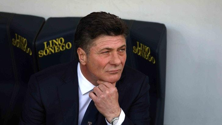 Torino, Mazzarri deluso: «Con il Chievo speravo di vincere»