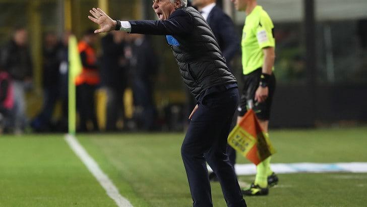 Serie A Atalanta, Gasperini: «Pareggio giusto contro grande Inter»