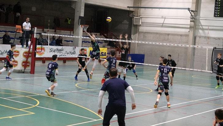 Volley: Boy League, Milano-Civitanova e Trento-Castellana Grotte le sfide in semifinale
