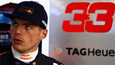 F1 Cina, Verstappen: «Mi dispiace, chiedo scusa a Vettel»