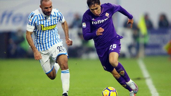 Serie A Fiorentina-Spal, formazioni ufficiali e tempo reale alle 12.30. Dove vederla in tv