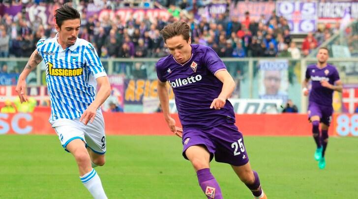 Serie A, Fiorentina-Spal 0-0: pari viola dopo 6 vittorie consecutive