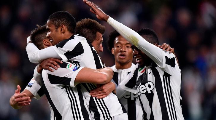 Juventus show, Sampdoria schiacciata 3-0: il Napoli scivola a -6