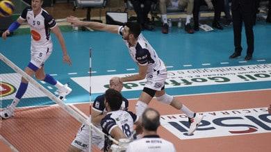 Volley: A2 Maschile, semifinali Play Off: Gara 1 è di Siena e Spoleto