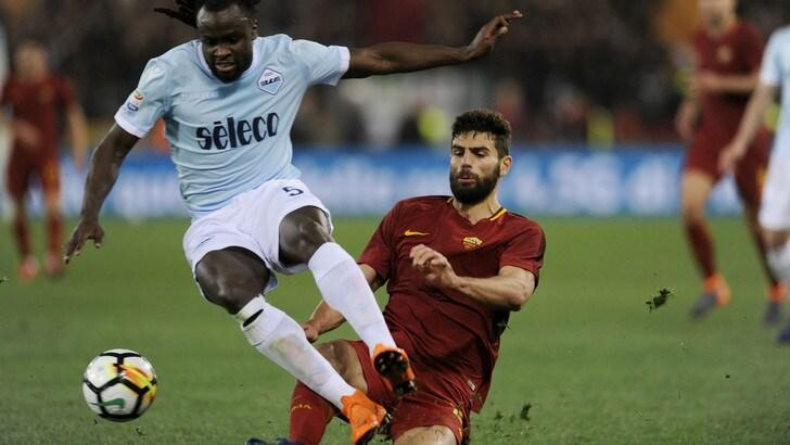 Serie A Lazio-Roma 0-0, il tabellino