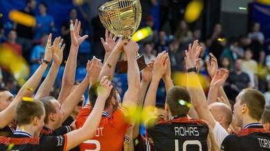 Volley: Europei Under 18, la Germania è Campione