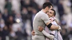 Dall'Argentina: «Tevez vuole Buffon al Boca Juniors»
