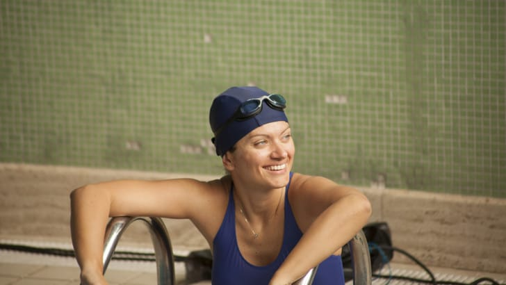 Cristina Guidi: «In acqua mi sento bene»