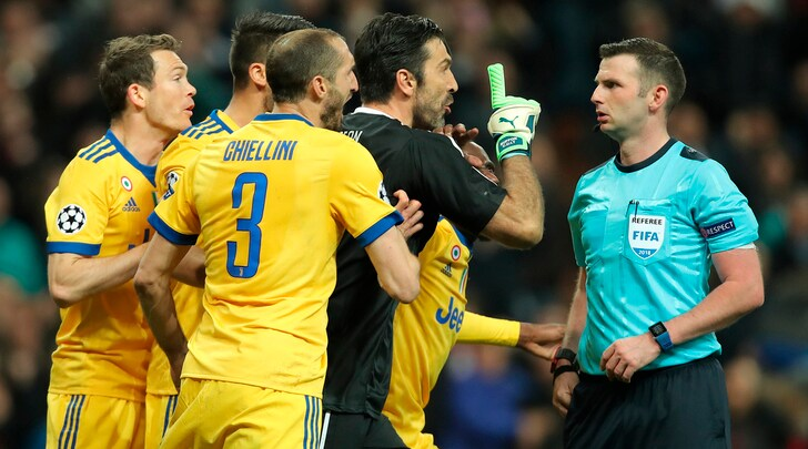 Real pronto a portare in tribunale chi parla di«furto alla Juventus»