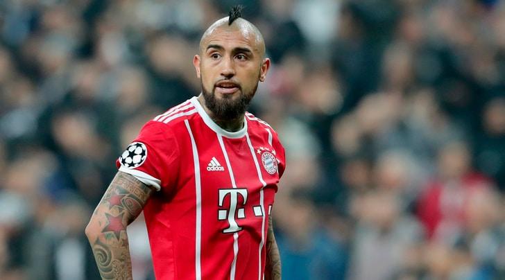 Bayern Monaco, Vidal si opera: serve un miracolo per averlo con il Real
