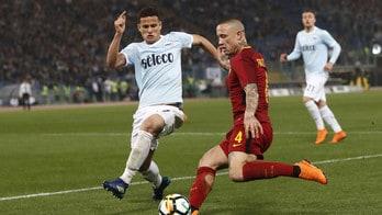 Serie A, Roma tra le prime quattro: la quota scende a 1,35
