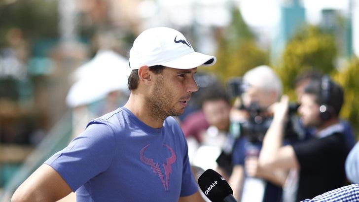 Tennis, super favorito Nadal a Montecarlo