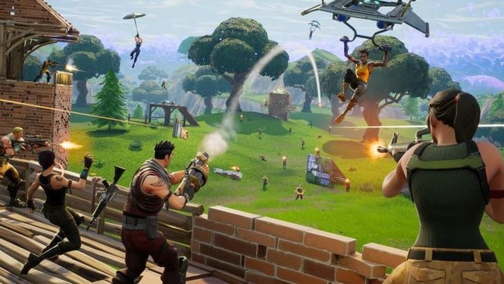 Fortnite irraggiungibile su Twitch TV