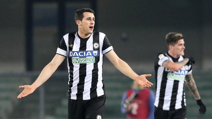 Serie A Udinese, Lasagna: «Sarebbe bello segnare all'Inter»