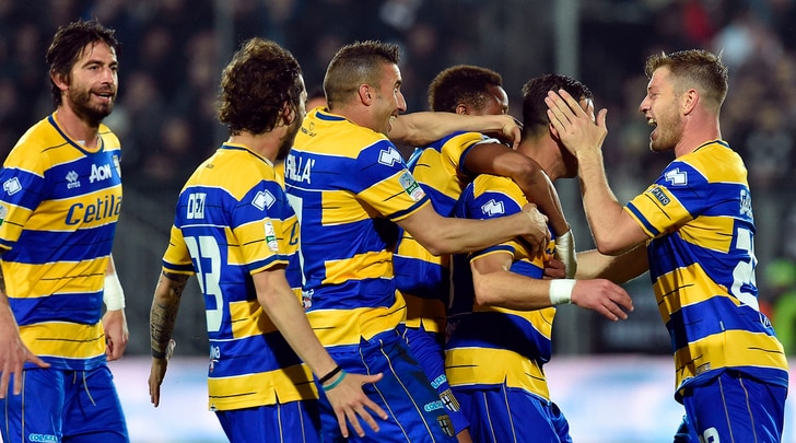 Serie B, Ascoli-Parma 0-1: gol lampo di Calaiò e secondo posto