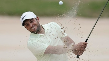 Golf: Molinari infortunato, forfait al Valero Texas Open