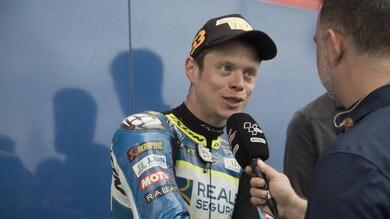 MotoGp Ducati, Rabat: «Cercheremo di migliorare ancora di più nelle prossime gare»