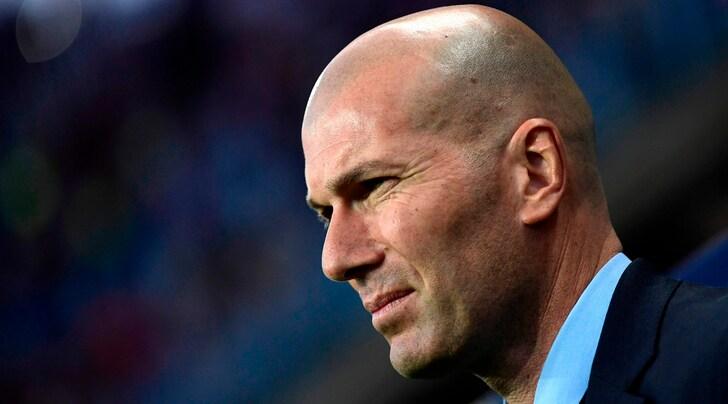 Real Madrid, Zidane: «Se ci mancano di rispetto non posso stare zitto»