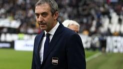 Serie A Sampdoria, Giampaolo: «Vittoria che ci permette di sognare»
