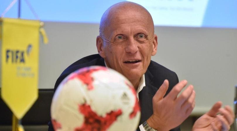 Uefa e Onu insieme per un'amichevole benefica: arbitrerà Collina
