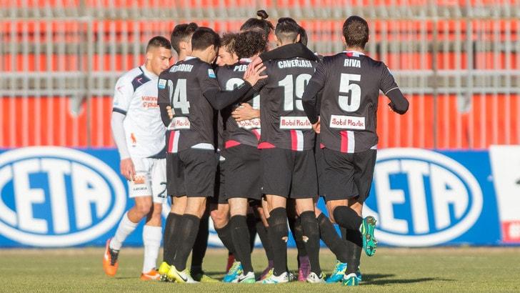 Serie C Arezzo-Monza: decide Mendicino. Termina 0-1