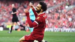 Premier, Salah capocannoniere è dato a 1,10