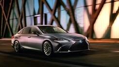 Lexus ES, il nuovo premium ibrido per sfidare il tridente tedesco