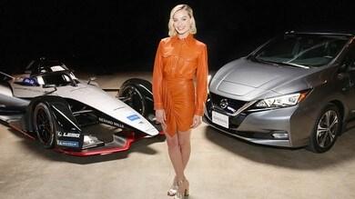 Nissan completa tour di lancio per la Formula E con
