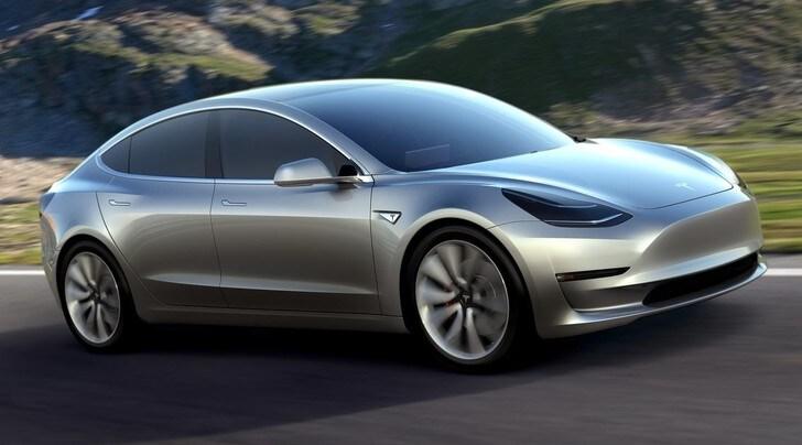 Tesla: ritardi Model 3 colpa dei robot
