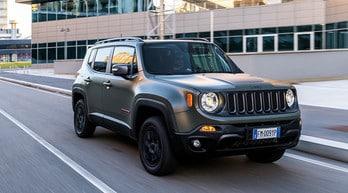 Jeep lancia serie speciale Hyper di Renegade