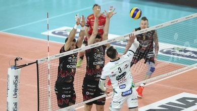 Volley: Semifinali Play Off, Perugia-Trento sfida senza appello