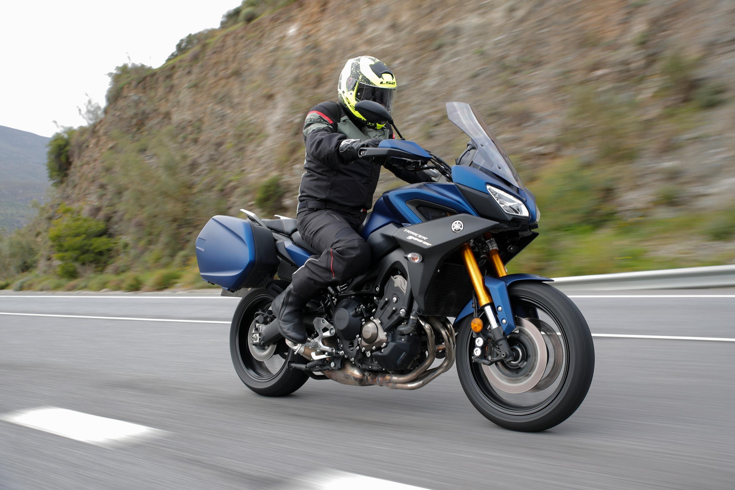 Yamaha Tracer 900 2018, compagna dalla doppia anima