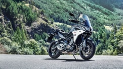 Yamaha Tracer 900, crossover totale