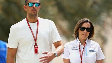 F1, Claire Williams: «La scuderia chiuderà senza un budget cap»