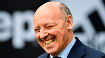Marotta: «Pogba e Morata? Niente cavalli di ritorno, ma ci sono eccezioni...»
