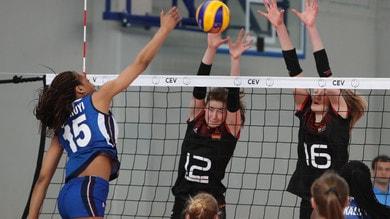 Volley: Europei Under 17, le azzurre in semifinale trovano la Bulgaria