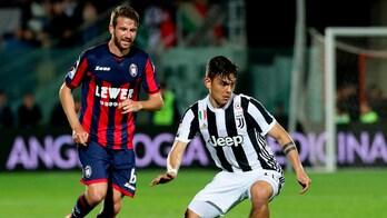 La Juve frena a Crotone: finisce 1-1