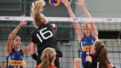 Volley: Europei Under 17, le azzurre superano la Germania e sono prime nella Pool