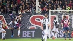 Serie A Crotone, Simy: «Io come Ronaldo? Ci ho provato»